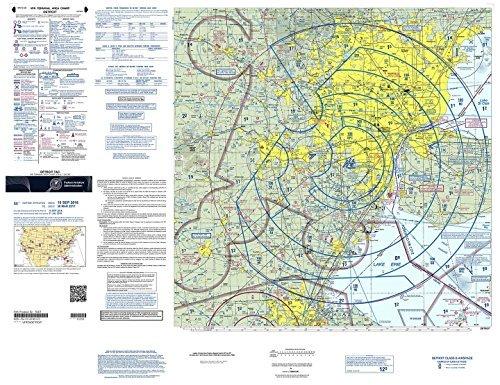 detroit sectional chart - 3