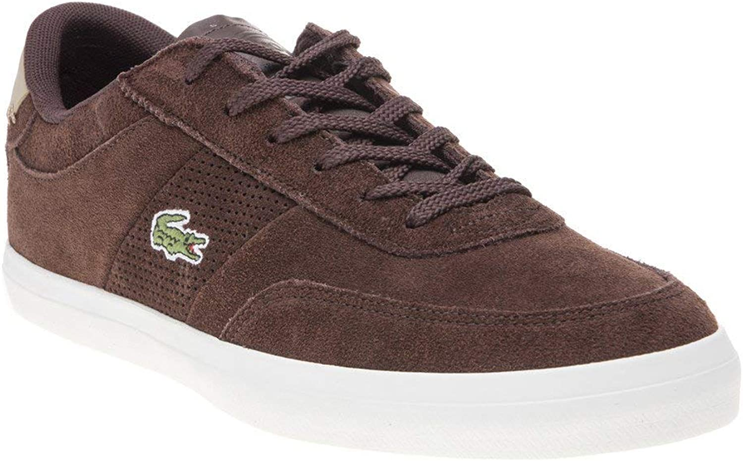 Lacoste Court Master Trainers Brown