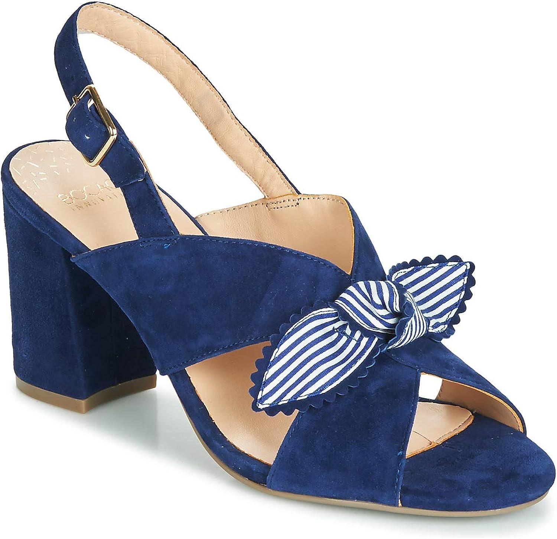 Bocage PAULIN Sandalen Sandaletten Sandaletten Damen Blau Sandalen Sandaletten  machen Rabattaktivitäten