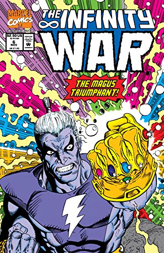 Infinity War #6 (English Edition)