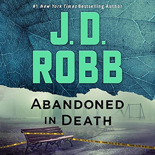 Abandoned in Death Audiobook By J. D. Robb cover art