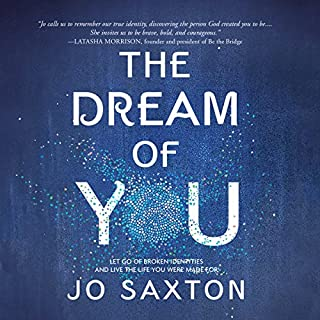 The Dream of You audiobook cover art