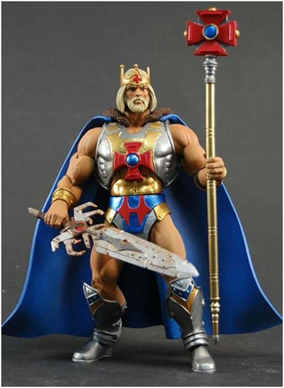 descuento Masters Masters Masters of the Universe Classics King He-Man with Subternia Map Exclusive by Mattel  todos los bienes son especiales