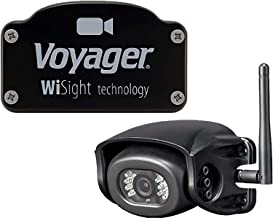 $285 » Voyager WVH100 Digital Wireless WiSight RV BackUp Observation Camera with Built-In Microphone for Pre-Wired Vehicles