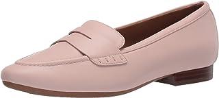 حذاء حريمي كاجوال من Aerosoles بدون كعب، وردي فاتح، مقاس 10 أمريكي