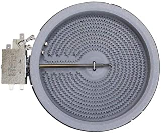 Edgewater Parts 8273994 Surface Burner For Glass Top Range Compatible With Whirlpool Range