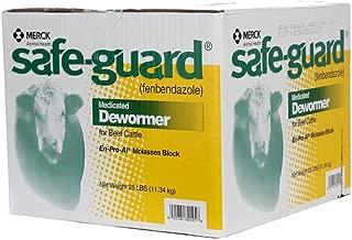 Merck 2259820 Wormer Safeguard Block EnProAl Molasses