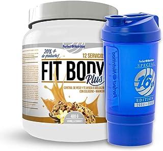 comprar comparacion Batido sustitutivo de comida + Vaso mezclador de batido adelgazante. Pack 2 en 1 sustitutivos de comida con proteínas (Vai...