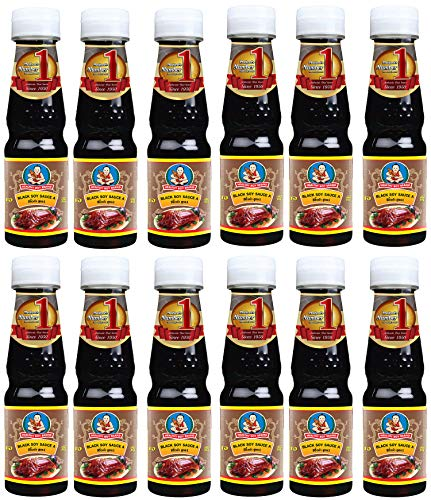 Healthy Boy Thai Black Soy Sauce, 6.7 Ounces, Product of Thailand (Pack of 1)
