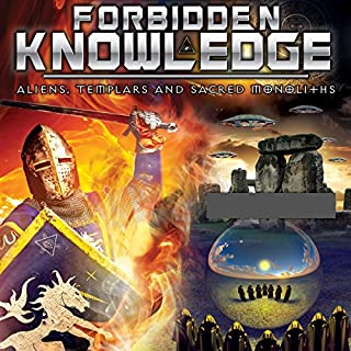 Forbidden Knowledge audiobook cover art