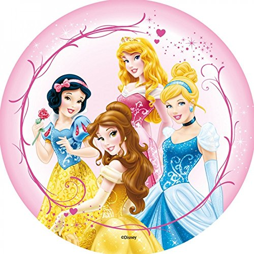 Dolce idea CIALDA in Ostia Principesse Disney Personalizzabile...