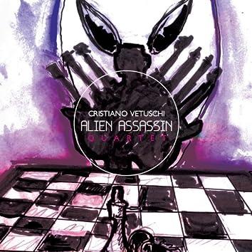 Alien Assassin (Quartet)