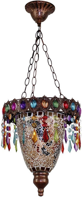 Das Mittelmeer Restaurant Licht Mash Up Kunst Kronleuchter Plexiglas Schatten - E14 (Farbe  1)
