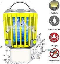 RUNACC Camping Bug Zapper LED Flashlight – Portable IP66 Waterproof Outdoor Tent..