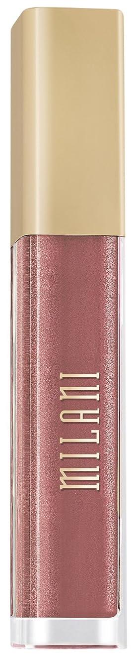 パッケージ環境保護主義者精巧なMILANI Amore Matte Metallic Lip Creme - Prismattic Touch (並行輸入品)