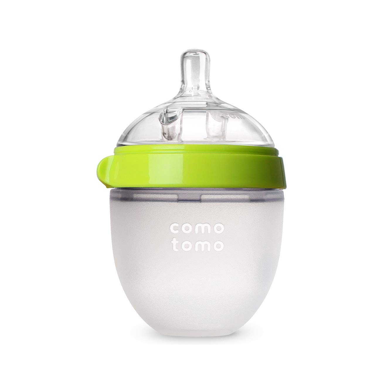 Mail order Comotomo Natural Feel Max 77% OFF Baby Green Bottle Ounce 5