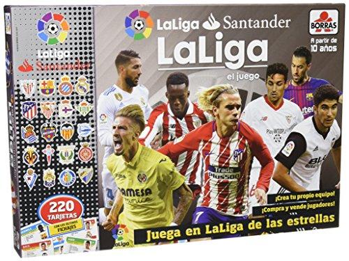 Educa Borrás-El Juego de la Liga de fútbol 2017-2018 (17439)