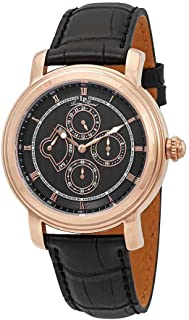 Valarta Retrograde Day Men's Watch LP-40009-RG-01