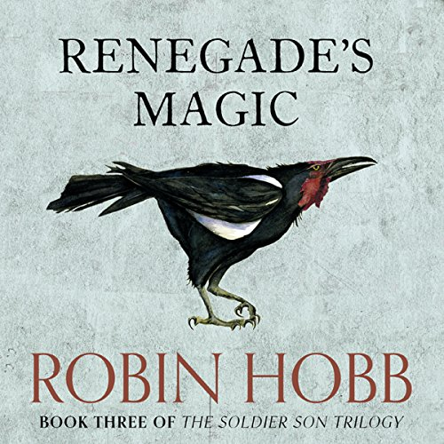 Renegade's Magic audiobook cover art