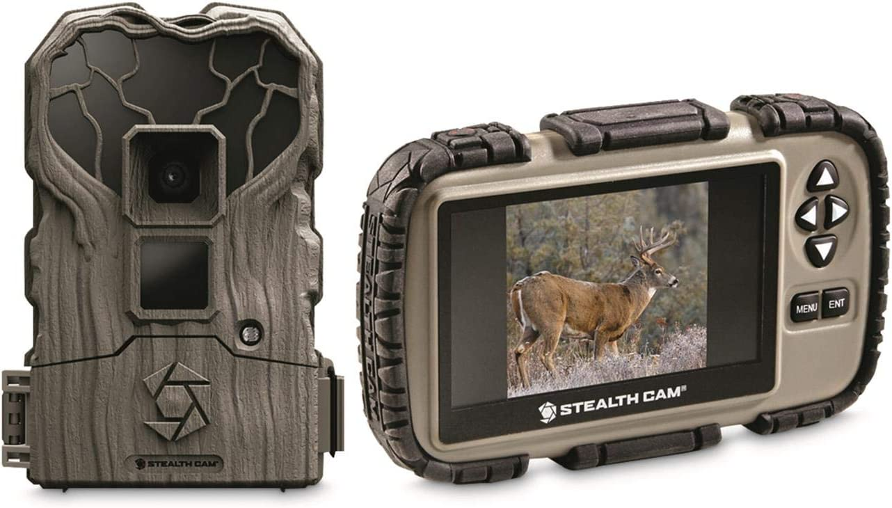 Stealth Cam GS2 Trail Great interest Game Camera Rare Combo MP 20