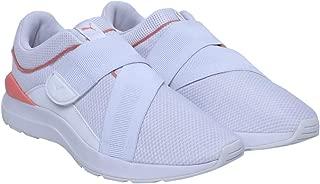 Puma Adela X Running Shoes For Women - Puma White-Peach Bud - 38 EU