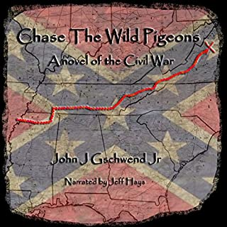 Chase the Wild Pigeons cover art
