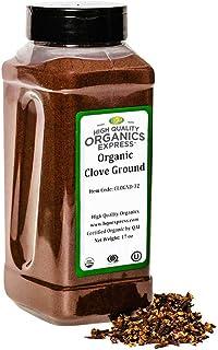 Sponsored Ad - HQOExpress   Organic Ground Clove   17 oz. Chef Jar