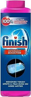 Finish Hard Water Booster Powder, Lemon Sparkle, 14 Ounce