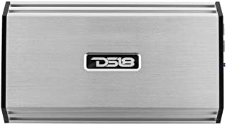 $99 » DS18 S-1200.4/SL Car Audio Amplifier – 4 Channel, Full Range, Class Ab, 1200 WATTS (Silver)