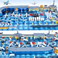 Cp-Tree International Airport Assembled Toy 8 Planes 8…