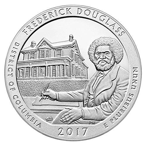2017 D Bankroll of 40 – Frederick Douglass, DC National Park Uncirculated