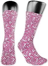 thin Silk socks Hearts,Valentines Day Concept Love,socks for flats
