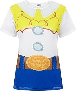 Vanilla Underground Disney Toy Story Jessie Costume Women's T-Shirt