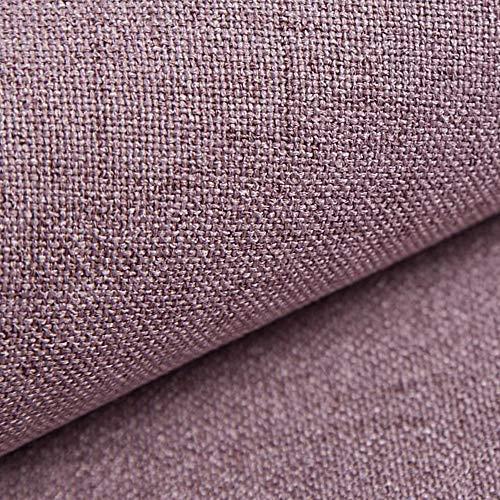 NOVELY® AUEN Premium Möbelstoff | Webstoff | fein gewebter Polsterstoff | Meterware | Bezugsstoff | 1 lfm | 23 Farben (21 Altrosa)