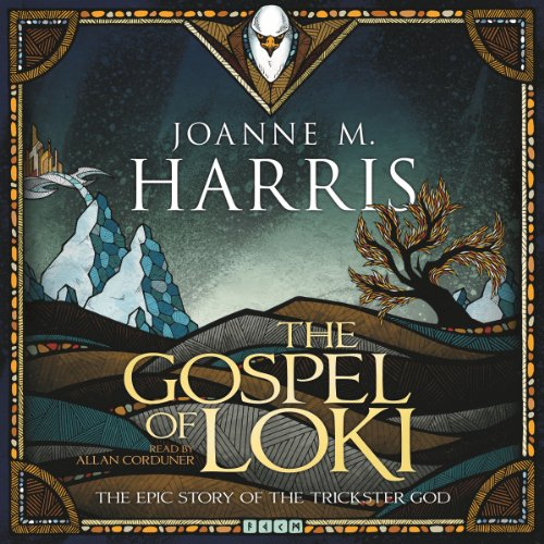Couverture de The Gospel of Loki