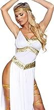 Leg Avenue Women's Sexy Golden Greek Goddess Costume