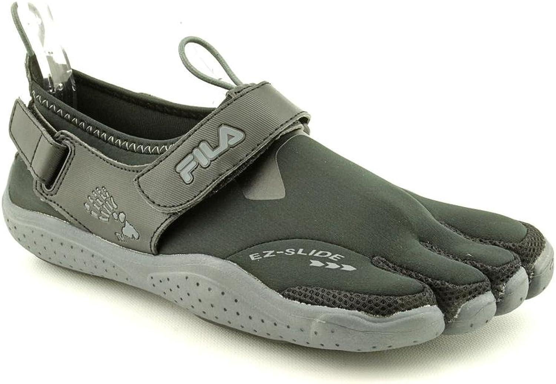 Fila Men's Skele-Toes Emergence Sneakers, Black   Castlerock, 12 D(M) US