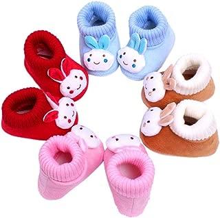 Kezle™ baby shoe Teddy style Unisex Shoes [0-12 Months] 1 Pair.