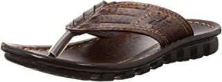 PARAGON Vertex Men's Brown Flip-Flops