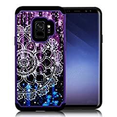 For the new Samsung Galaxy S9 (5.8-inch screen) models only [NOT for Galaxy S9+ Plus], released 2018 (Verizon, AT&T, T-Mobile, Sprint, US Cellular & Unlocked S9 phones). ***Please see pictures for phone model comparison. Ships from USA in Zase  retai...