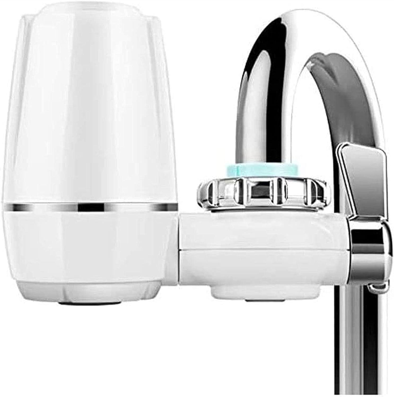 TUQIAODIAN Water Filter Sacramento Mall Max 78% OFF Faucet Flow Adjus High with