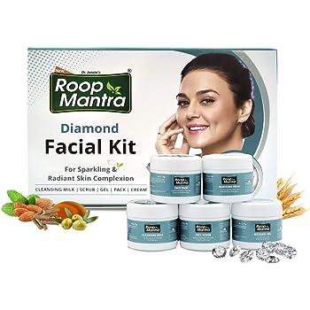 Roop Mantra Diamond Facial Kit, 75 g