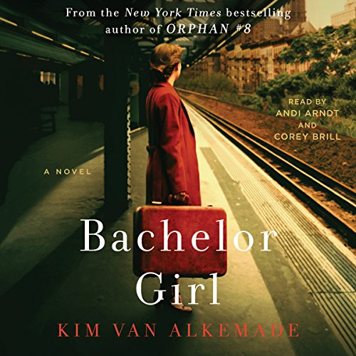 Bachelor Girl audiobook cover art
