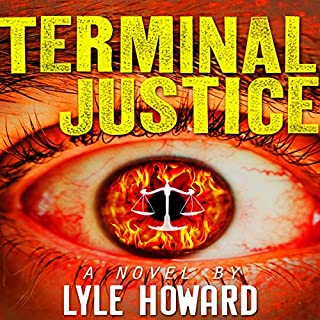 Terminal Justice: Mystery and Suspense Crime Thriller audiobook cover art