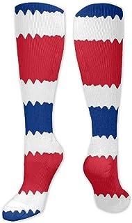 MISS-YAN, Calcetines para hombre y mujer, divertidos y locos, para carreras, deporte, deporte, trel o calcetines de calf