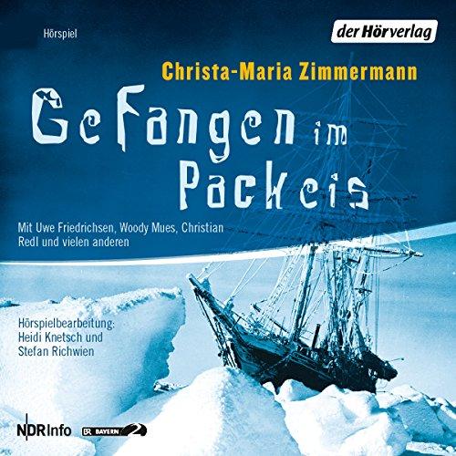 Gefangen im Packeis audiobook cover art