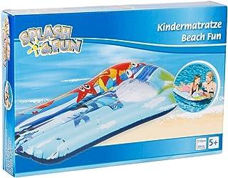 VEDES Großhandel GmbH - Ware- SF Beach Fun - Colchón Infantil con Ventana (0077803271)