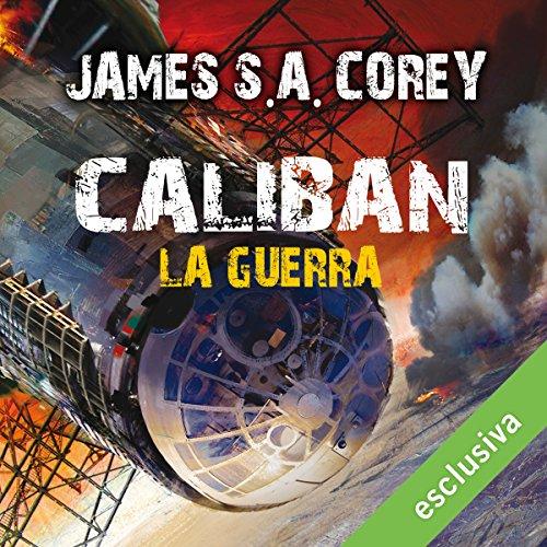 Caliban - La guerra copertina
