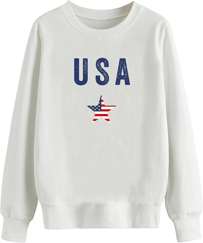 SweatyRocks Women's Color Block Leopard Print Long Sleeve Pullover Sweatshirt Top