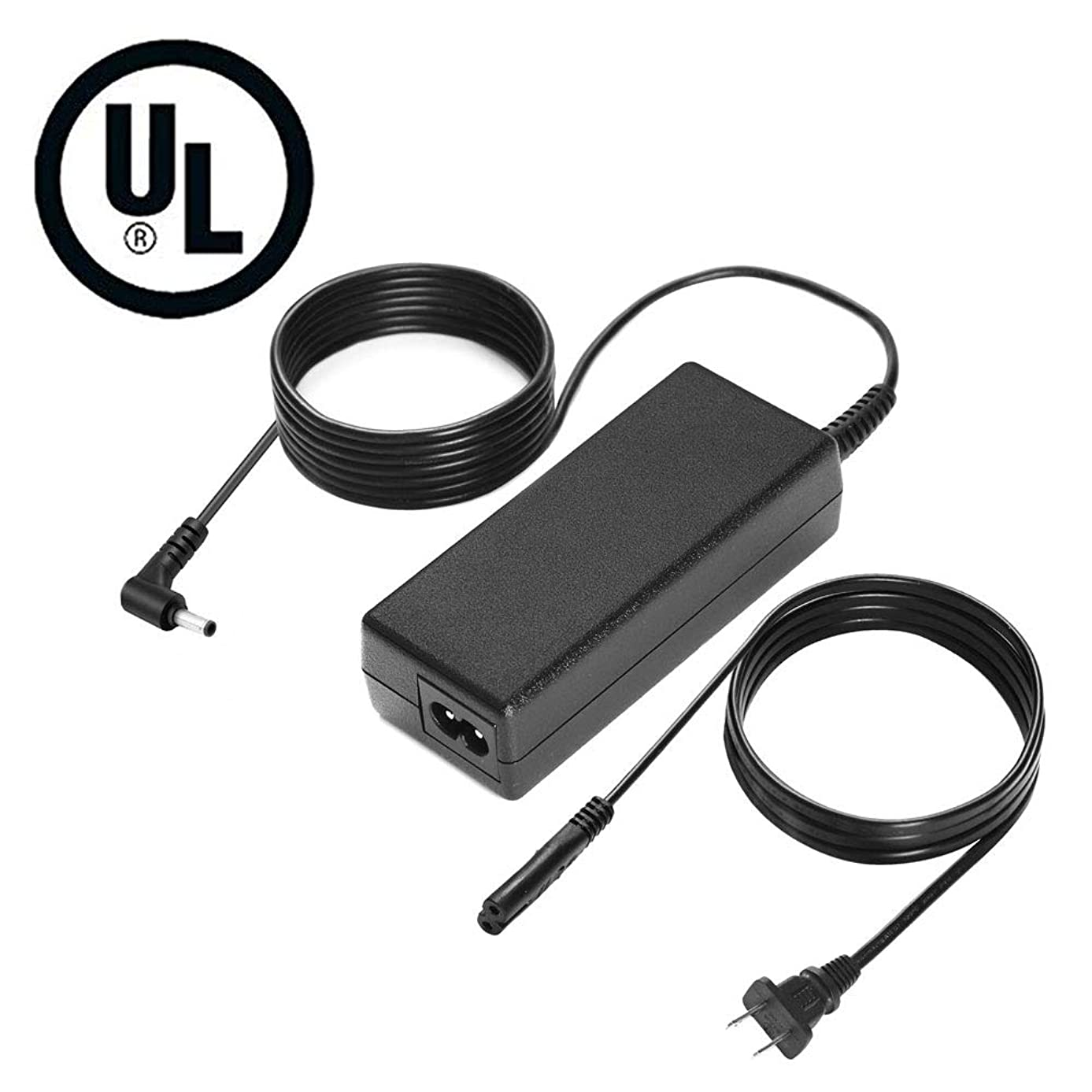 AC Charger Fit for Lenovo IdeaPad Flex 5 5-1470 5-1570 1470 1570 81CA 81C9 80XA 80XB Laptop Power Supply Adapter Cord